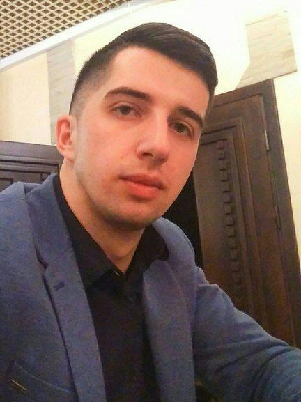 Попко Володимир Ярославович - Концертмейстер
